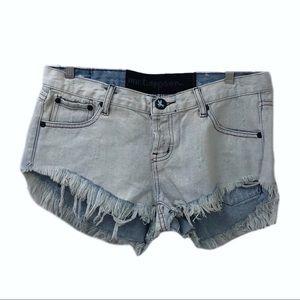 One Teaspoon Bonita Cutoff Shorts